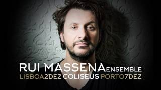 Rui Massena ao vivo nos Coliseus