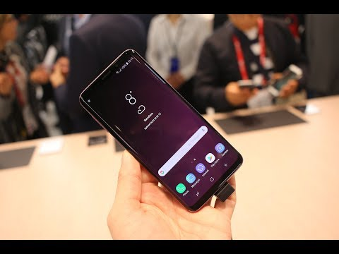 Samsung GALAXY S9 - hands-on și primele impresii