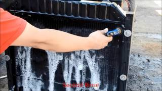 Dirty Radiator Cleaning Condensed width=