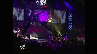 "[Re-Upload] Eddie Guerrero Debuts New Theme Song, ""Crackin"" (Smackdown 09.09.2005)"