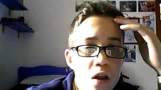 Video girato con la webcam in data 17 febbraio 2013 12:41