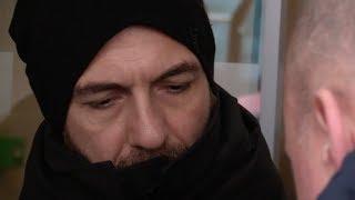 EXCLUSIVE : Singer Calogero at RTL radio station in Paris