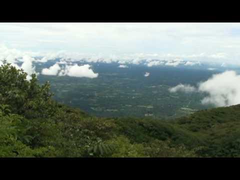 view on mombacho – nicaragua