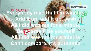 Be Yourself - DaniLeigh Lyrics