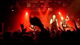 Impaled Nazarene   Kohta Ei Naura Enää Jeesuskaan Live at Nosturi, Helsinki, Finland January 2004