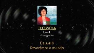 Lara Li - Telepatia (Audio/Letra/HD)