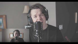 Dance Gavin Dance - Midnight Crusade (Vocal Cover Ft. Alex Telfer)