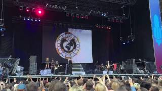 John Newman – Give me your love (live at Parklive 2016)