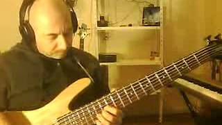 Confirmation Charlie Parker Melody Bass Cover