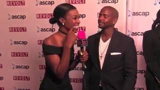 Keith Robinson @ The 2016 ASCAP Awards | Black Hollywood Live