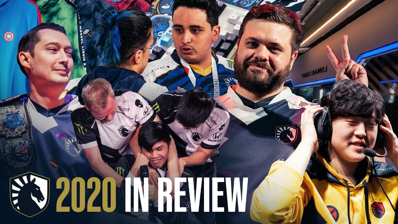 Team Liquid - 2020 for Team Liquid