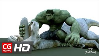 CGI 3D Showreel HD Character Animation Reel by Dhanu | CGMeetup