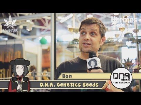 DNA Genetics @ Spannabis 2014 Barcelona