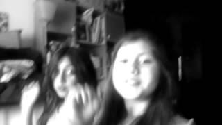 baile con mi amiga Nina