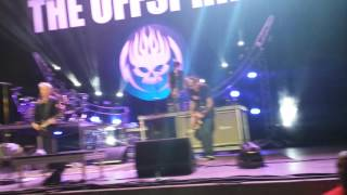 The Offspring - Gone Away Live 8/30/2014