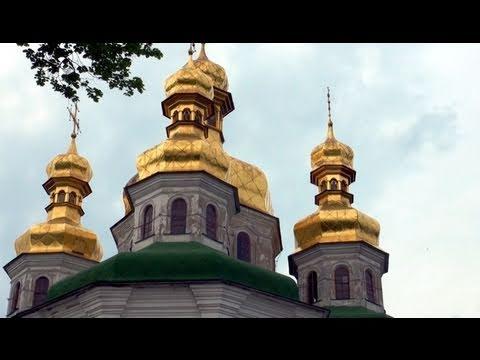 Kiev Pechersk Lavra (HD)