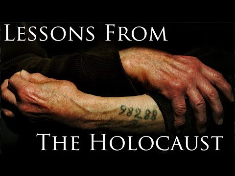 Holocaust Survivors Speak: Lessons From The Death Camps