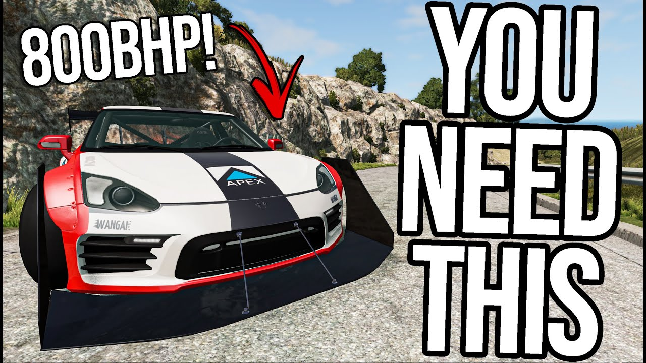 Jimmy Broadbent - Here's Why You NEED To Give BeamNG Another Chance