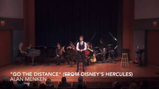 Go The Distance (from Disney's 'Hercules') [Live in HKP]