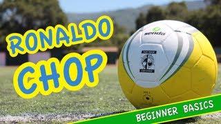 The Ronaldo Chop Soccer Trick
