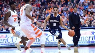 Monmouth coach praises Syracuse basketball team