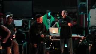 06 Fisso & Cizin Live @ Babilonia Assemini 18-03-12 - Niente Da Nascondere