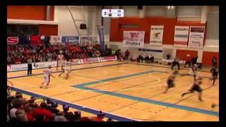 Nilan Bisons - Karhubasket 18.1.2014 Highlights