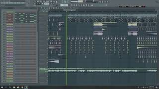 Jason Derulo - Swalla (fl studio instrumental + acapella remix)