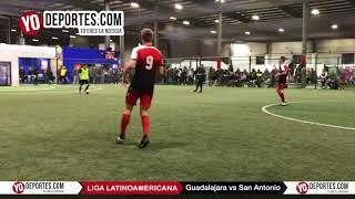 Guadalajara vs. San Antonio Champions Liga Latinoamericana