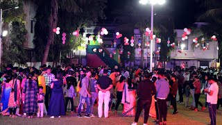 Neminath Nagar Society( Model Town )23 Dec 2018 Dj Hari Surat