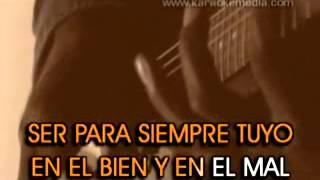 """Karaoke """"Hasta mi Final"""" - IL DIVO con Coros Originales"""