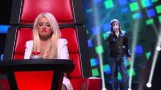 """The Voice S3 Terry McDermott - """"Baba ORiley"""""""