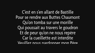 """Les Gueules de WaB - Mourad et Olivier (La Rue Ketanou) : """"GARE AUX MORILLES"""""""