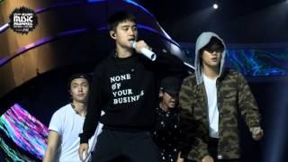 "MAMA 2015 Backstage: EXO ""Love Me Right"" Rehearsal"