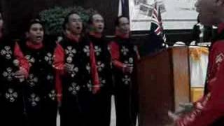 BIGESS - Philippine National Anthem