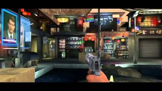 Official Total Recall Game For iOS Launch Trailer