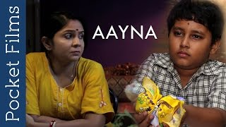 Mother And Son Relationship - Bengali Short Film - Aayna (The Mirror Of Soul) width=
