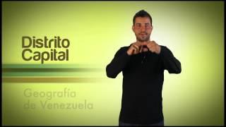 Módulo Geografía de Venezuela del Video Diccionario de Lengua de Señas Venezolana Tomo 3
