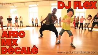 Kpuu Kpa - DJ FLEX  AFRO MIX DÉCALÉ @ Serge KOFFI JSD featuring LIEUSAINT (Edited)