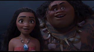Moana / Vaiana - Moana and Maui Arrive To Te Fiti [Eu Portuguese]