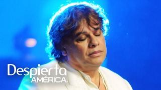 Los ensayos del concierto en homenaje a Juan Gabriel