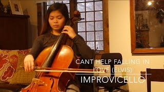 Can't Help Falling In Love (Elvis) -Cello cover