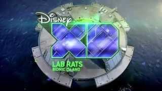 """Promo """"Lab Rats: Isla Biónica"""" (Temporada 4 - Julio 2015) en Disney XD"""