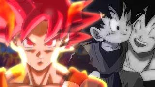 [Lullaby] DBZ [AMV] Goku's Lullaby (Goku Tribute)