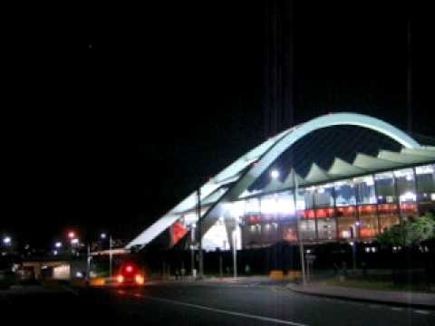 Moses Mabhida Stadium in Durban in South Africa