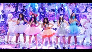 "Fifth Harmony ""Anything Could Happen"" - Live Week 8: Final - The X Factor USA 2012"