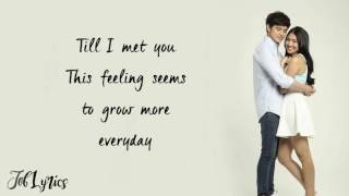 Kyla - Till I Met You (Lyrics)