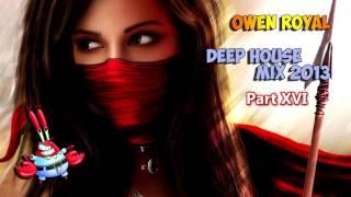 [Deep House] - Owen Royal - Deep House Mix 2013 - Part XVI