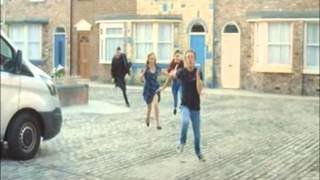 ITV Coronation St Nowhere Left To Run Long Promo 16 9 15