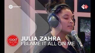 Julia Zahra -  I Blame It All On Me live @ Roodshow Late Night